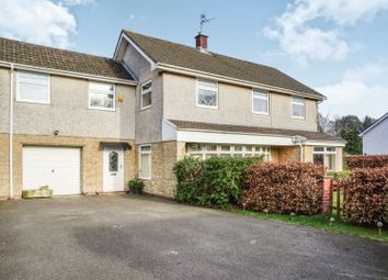 Thumbnail 4 bed detached house for sale in Heol Cefn Onn, Lisvane