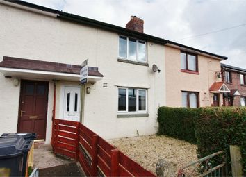 Thumbnail 2 bed terraced house for sale in Leabourne Road, Currock, Carlisle, Cumbria