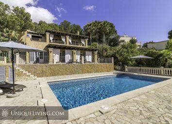 Thumbnail 4 bed villa for sale in Calvia, Mallorca, The Balearics