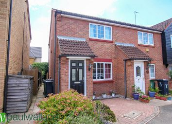 Thumbnail 2 bed end terrace house for sale in Kingsmead, Cheshunt, Waltham Cross