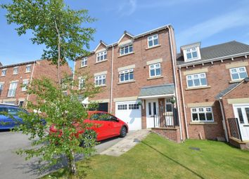 4 bed town house for sale in Heathcote Close, Woolley Grange, Barnsley S75