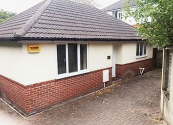 Thumbnail 2 bed detached bungalow to rent in Calvin Road, Winton, Bournemouth