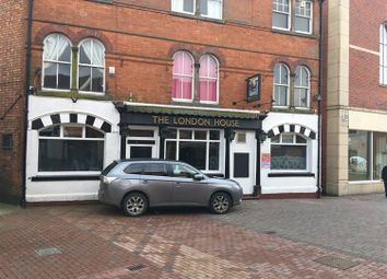 Thumbnail Pub/bar to let in Chapel Street, Rugby