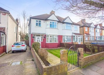 Thumbnail 3 bed semi-detached house for sale in Deanscroft Avenue, London