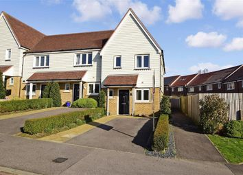 Thumbnail 2 bedroom end terrace house for sale in Barry Drive, Haywards Heath, West Sussex