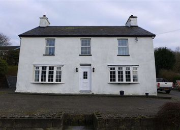 Thumbnail 4 bed detached house for sale in Capel Bangor, Ceredigion