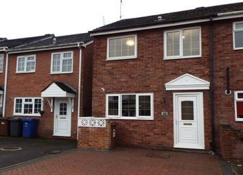 Thumbnail 2 bed property to rent in Kimberley Drive, Uttoxeter