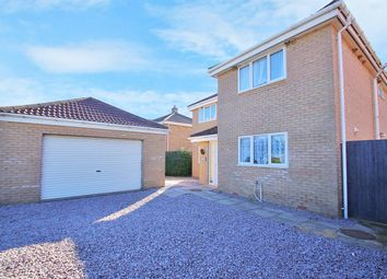 Thumbnail 4 bed detached house for sale in Clough Road, Gosberton Risegate, Spalding