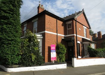 Thumbnail 3 bed semi-detached house for sale in Carlton Road, New Normanton, Derby