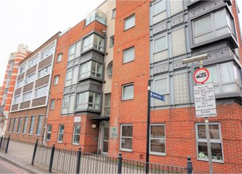 Thumbnail 2 bed flat for sale in 668 Commercial Road, London