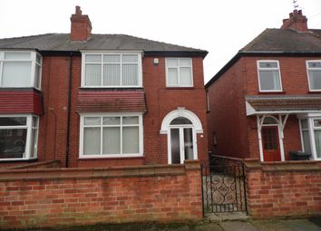 Thumbnail 3 bed semi-detached house to rent in Woodhouse Road, Doncaster
