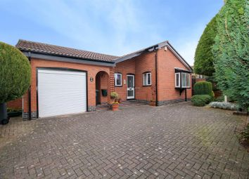 Thumbnail 3 bed detached bungalow for sale in Raynford Avenue, Chilwell, Nottingham