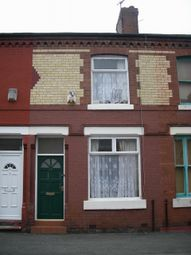 Thumbnail 2 bedroom terraced house to rent in Chilworth Street, Manchester