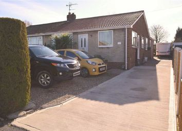 Thumbnail 4 bedroom semi-detached bungalow for sale in Orchard Way, Thorpe Willoughby