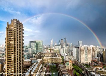 Thumbnail 3 bed flat for sale in Lauderdale Tower, Barbican, London