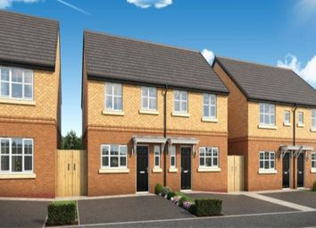 Thumbnail 3 bed semi-detached house for sale in Newbury Road, Skelmersdale