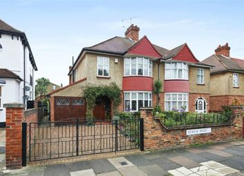 4 bed semi-detached house for sale in Acacia Road, London W3