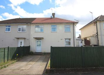 Thumbnail 3 bed semi-detached house for sale in Tovey Crescent, Leicester