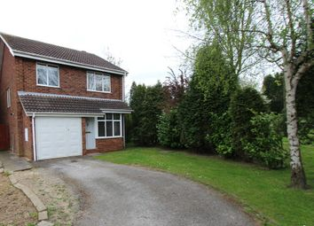 Thumbnail 3 bed detached house for sale in Foxglove, Amington, Tamworth