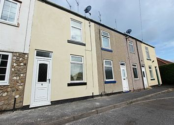 Thumbnail 2 bed terraced house to rent in Rhodes Cottages, Clowne, Chesterfield, Derbyshire