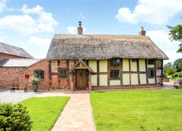 Thumbnail 4 bed property for sale in Coton, Whitchurch, Shropshire