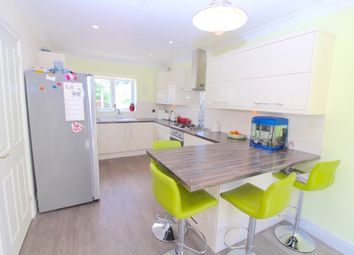 Thumbnail 3 bed detached house for sale in Ffordd Cambria, Swansea