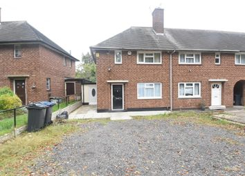 Thumbnail 2 bed end terrace house for sale in 30 Wallbank Road, Ward End, Birmingham