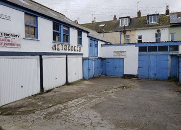 Thumbnail Commercial property to let in R/O Marine Terrace, Penzance, Cornwall