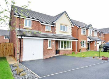 Thumbnail 4 bedroom detached house for sale in Fallow Brook, Leigh