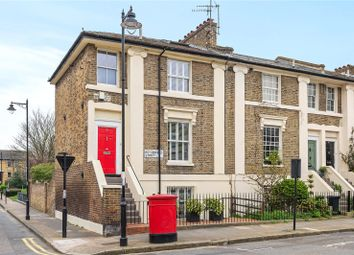 Thumbnail 3 bed end terrace house for sale in Rotherfield Street, Islington, London