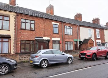 Thumbnail 2 bed terraced house for sale in Highfield Street, Coalville
