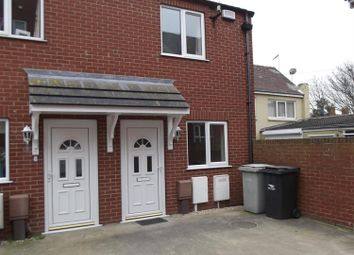 Thumbnail 2 bed end terrace house to rent in Regent Mews, Victoria Road, Mablethorpe