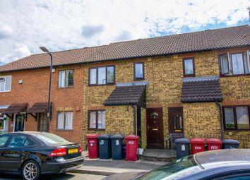 Thumbnail 1 bed maisonette for sale in Charlton Close, Slough