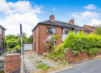Thumbnail 3 bed semi-detached house for sale in Leek Road, Stoke-On-Trent