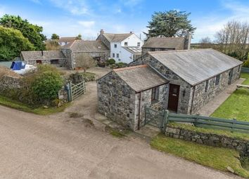Thumbnail 4 bed detached house for sale in Coverack, Helston, Cornwall