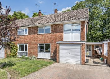 Thumbnail 4 bed semi-detached house for sale in Lyfield, Oxshott, Leatherhead