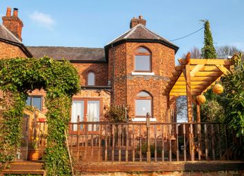 Thumbnail 3 bed semi-detached house for sale in Moss Lane, Northwich
