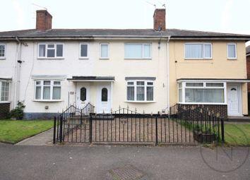 Thumbnail 2 bed terraced house for sale in Hundens Lane, Darlington