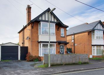 Thumbnail 3 bed detached house for sale in Old Winton Road, Andover