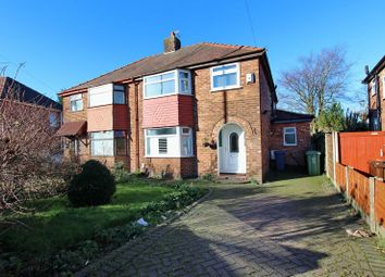 Thumbnail 4 bed semi-detached house for sale in Oak Lane, Whitefield, Manchester