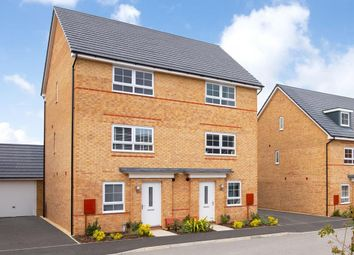 "Thumbnail 4 bed semi-detached house for sale in ""Haversham"" at Dunsmore Avenue, Bingham, Nottingham"