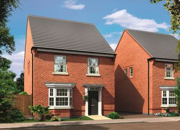 "Thumbnail 4 bed detached house for sale in ""Irving"" at Newport Road, St. Mellons, Cardiff"