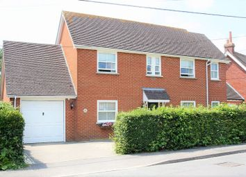 Thumbnail 3 bed detached house for sale in Chapel Road, Swanmore, Southampton