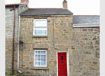 Thumbnail 2 bed cottage for sale in 21 Chapel Street, St. Day, Cornwall