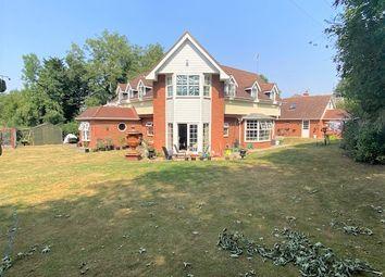 4 bed detached house for sale in Motts Green, Little Hallingbury, Bishop's Stortford CM22