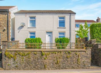 Thumbnail 3 bed detached house for sale in High Street, Tonyrefail, Porth