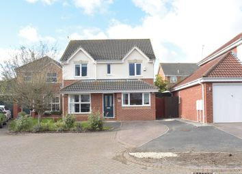 Thumbnail 3 bed detached house for sale in Abbey Meadow, Stonehills, Tewkesbury