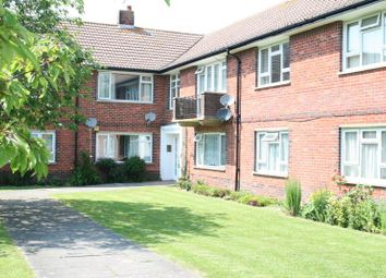 Thumbnail 2 bed flat to rent in Meadow Way, Littlehampton, West Sussex