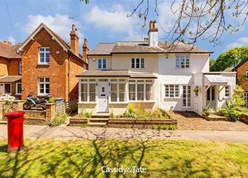 Thumbnail 4 bed semi-detached house to rent in The Green, Watford, Hertfordshire