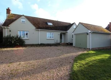 Thumbnail 4 bed detached bungalow for sale in Bardfield Road, Thaxted, Dunmow, Essex